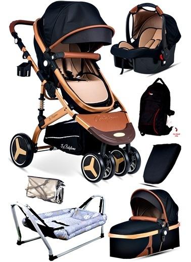 Baby Home Baby Home 945 Paris Travel Sistem Bebek Arabası Hamak Beşik Renkli